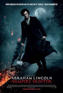 Abraham Lincoln y Sir Isaac Newton: nuevos héroes de acción