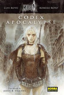 Reseña: Codex Apocalypse de Jesús B. Vilches (Norma Editorial)