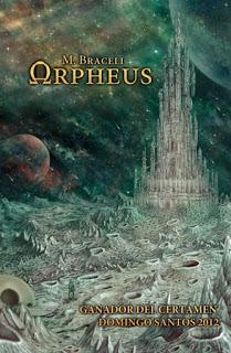 """""""Orpheus"""" de M. Braceli, ganador del Domingo Santos 2012, ya está aquí !!!"""