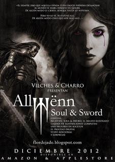 """Reseña: """"Alwënn: Soul&Sword"""" de Jesús Vilches y Javier Charro"""