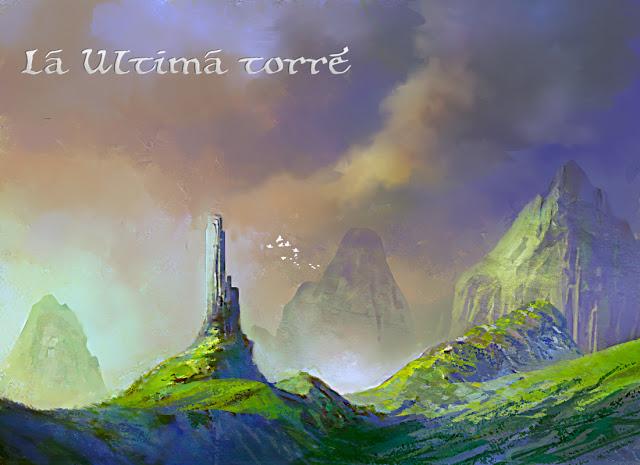 """""""La última torre"""", proyecto crowfunding de María Parra y Miguel Ángel Carroza. Ilustraciones de Oscar """"El Bardo"""""""