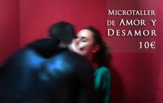 Escuela de Fantasía nos propone un Microtaller de Amor y Desamor… ¡últimos días!