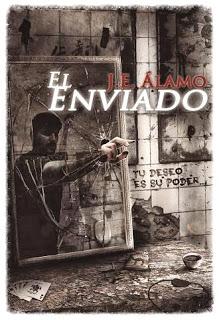 """Ficha Técnica y Preventa de """"El Enviado"""" de J.E. Álamo reeditado por Kelonia Editorial en su nuevo sello Kelonia Leyendas"""