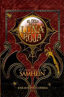 Reseña: La Cosecha de Samhein  de Jose Antonio Cotrina (Hidra Ediciones)