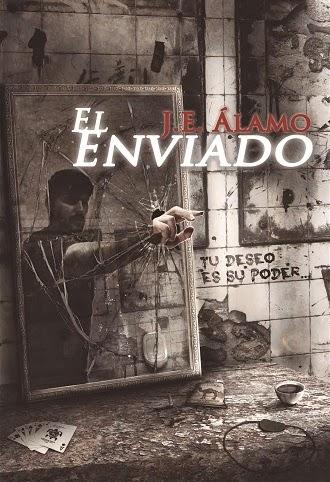 Reseña: «El Enviado» de J.E. Álamo (Kelonia Editorial)