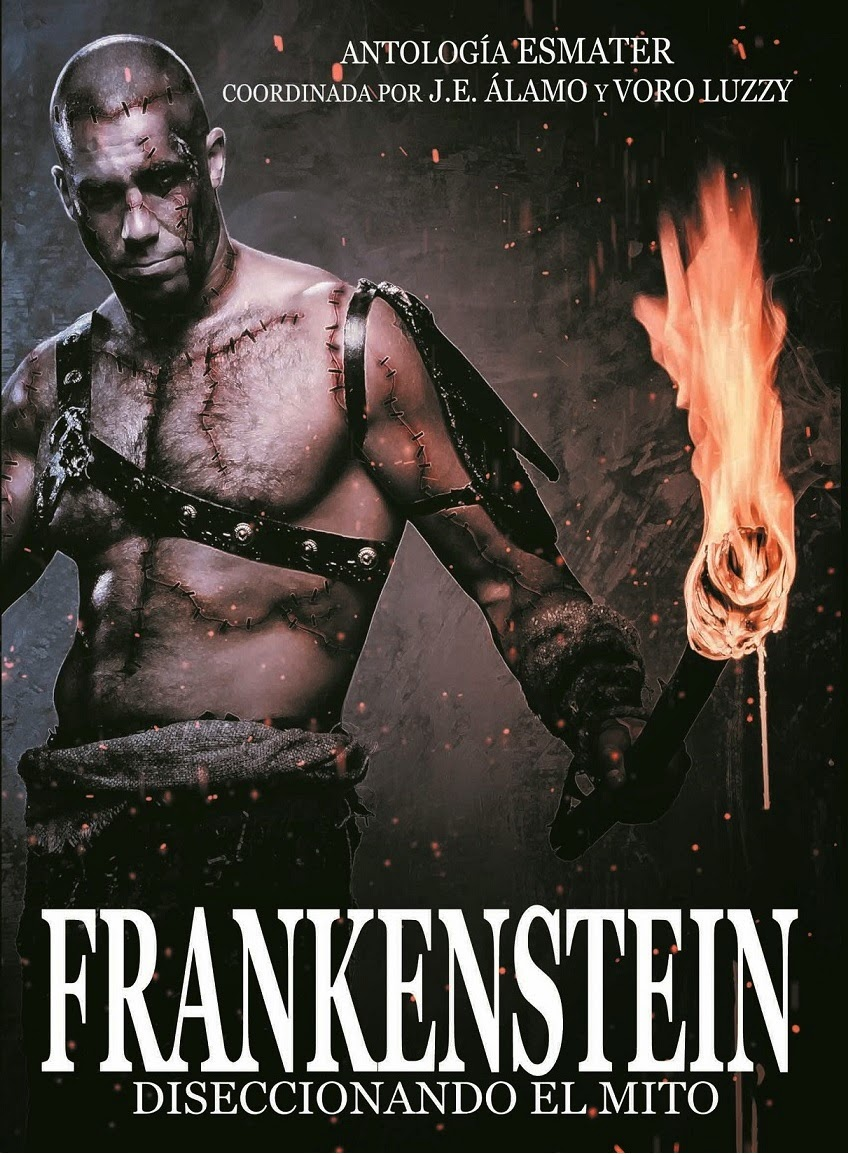 """Presentación en Madrid de """"Frankenstein. Diseccionando el mito"""" de VVAA."""