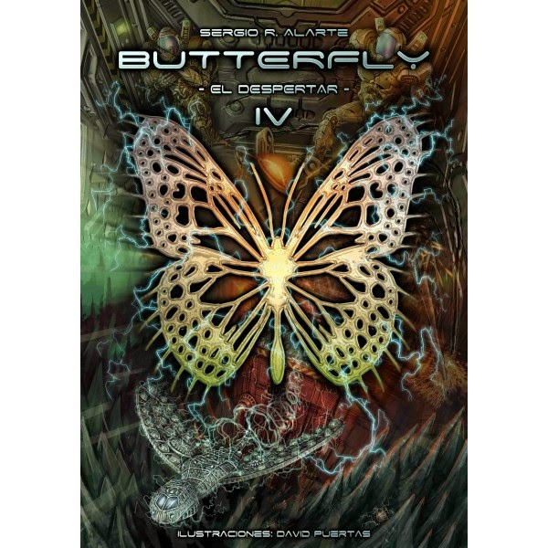"""Reseña: """"ButterFly: El Despertar"""" de Sergio R. Alarte y David Puertas"""