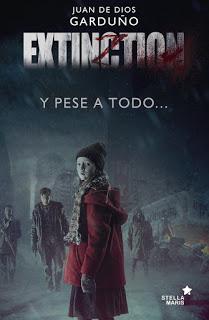 eReseña: Extinction (Y pese a todo…) de Juan de Dios Garduño