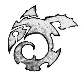Logo de Dragón Realizado por JLF Caronte
