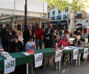 Visita a la Feria del Libro Antiguo, Usado y de Ocasión de Leganés