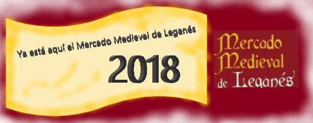Ya está aquí el Mercado Medieval de Leganés