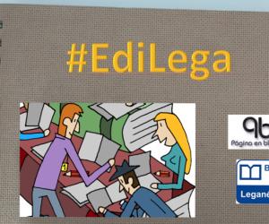 #EdiLega2018 –  I Encuentro de creativos y profesionales de la edición y publicación