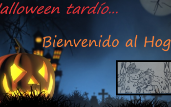 Halloween tardío: Bienvenido al Hogar