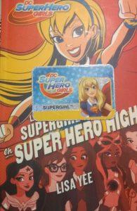 Carnet y Libro SuperGirl