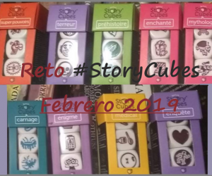 Reto Creativo Story Cubes: Febrero 2019