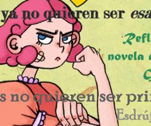 """Las niñas ya no quieren ser """"esas"""" princesas"""