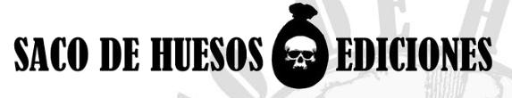 Logo Editorial Saco de huesos