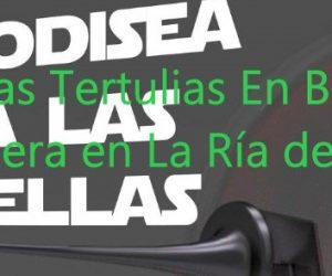 Vuelven las Tertulias En Blanco: Space Opera en La Ría de Chocolate