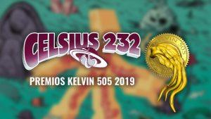 Logo Premios Kelvin 505 2019