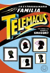 Portada La extraordinaria familia Telemacus