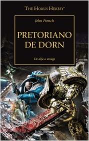 Portada Pretoriano de Dorn 39