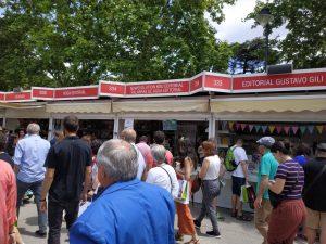 20190722 - Feria del Libro