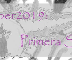 #Inktober2019: Primera Semana