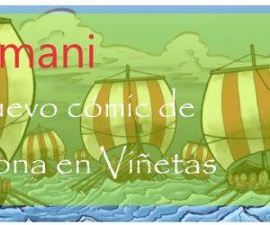 Nôrdumani: un nuevo cómic de Carmona en Viñetas