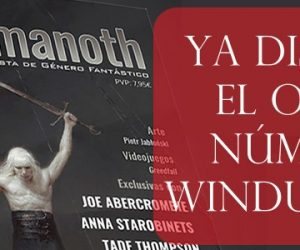 Ya disponible el octavo número de Windumanoth