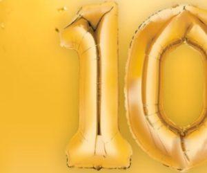 X Cumpleaños de Underbrain