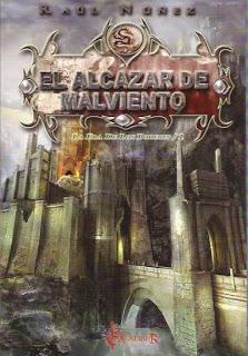Roberto Redondo «Velkar» nos trae… «El Alcázar de Malviento»