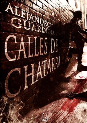 Reseña: «Calles de Chatarra» de Alejandro Guardiola (Editorial Palabras de Agua)