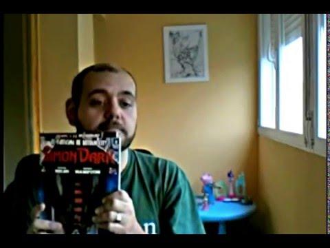 Youtube: 1X02 Simon Dark, el fantasma de Gotham de ECC Ediciones