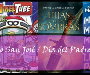 Celebrando San José / Día del Padre con libros
