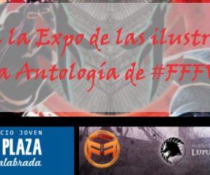 Arranca la Expo de las ilustraciones de la Antología de #FFFVII