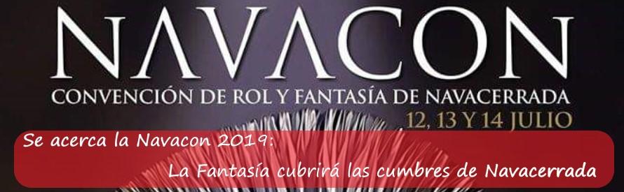 Se acerca la Navacon 2019: La Fantasía cubrirá las cumbres de Navacerrada