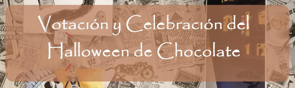 Votación y Celebración del Halloween de Chocolate
