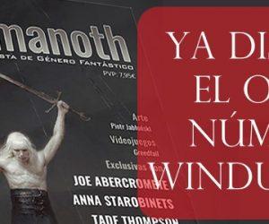 Ya disponible el octavo número de Windumanoth