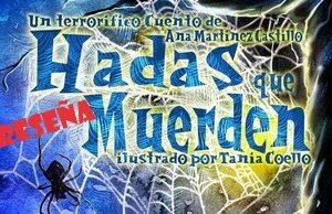 Reseña: Hadas que muerden de Ana Martín Castillo [Palabras de Agua]
